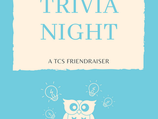 Join Our Trivia Night Friendraiser!