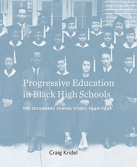 Progressive Ed in Black High Schools Cov