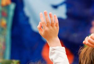 """""""Democracy in Action"""" starts in Kindergarten at The Children's School"""