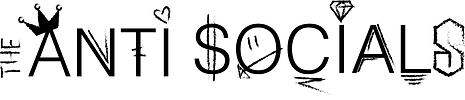 The Anti Socials Digital Marketing Brisbane Australia logo