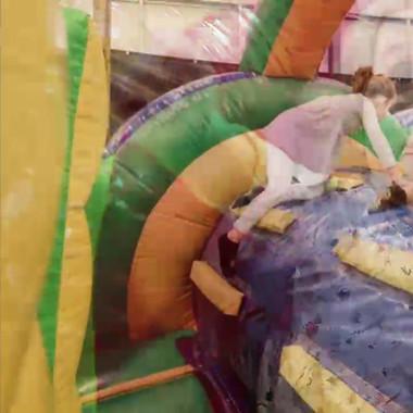 The Backyard's Kids Party Zone