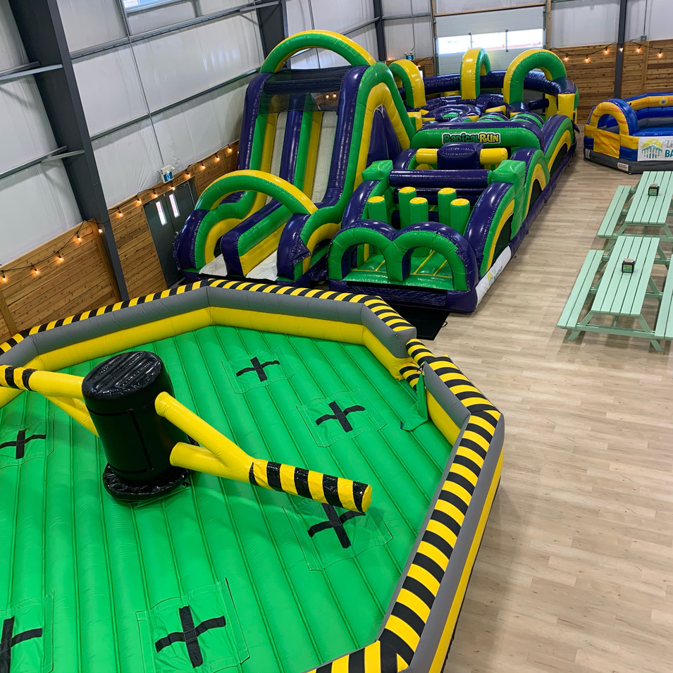 Teen & Adult Party Zone