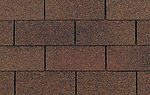 Picture of shingle color Autumn Brown