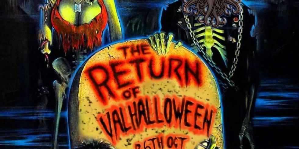 Valhalloween Axe Tournament