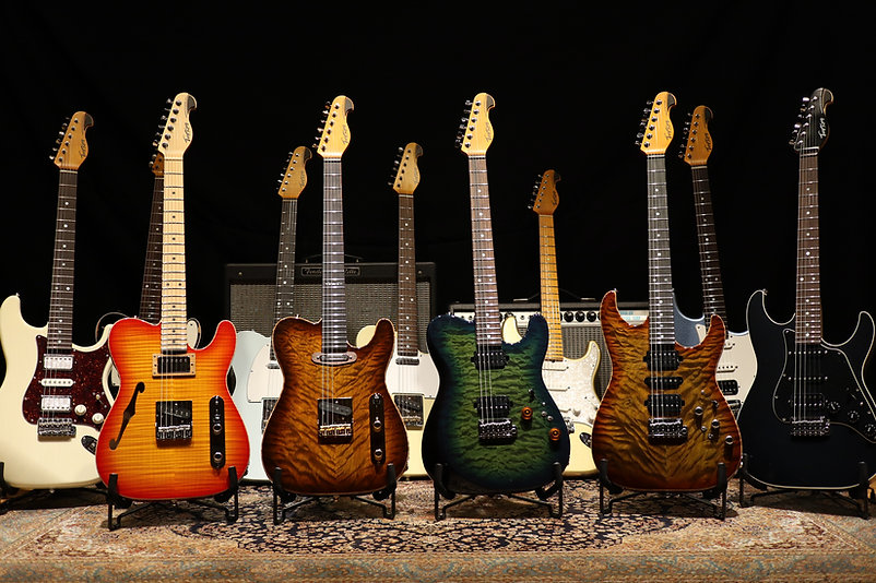taeykang guitars