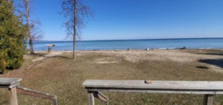 Gorgeous View of Georgian Bay & The Escarpment (Taken in April 2020)