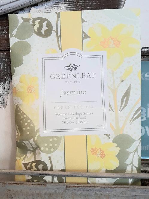 Greenleaf Large Sachet Jasmine