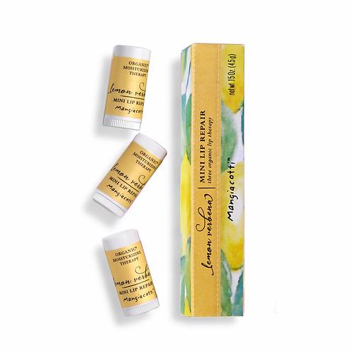 Mangiacotti Lemon Verbena Mini Lip Repair