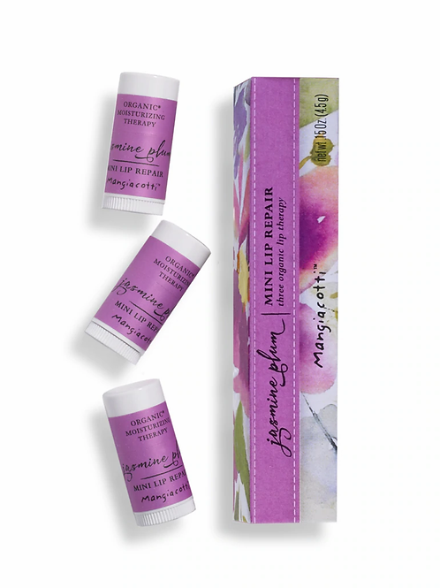 Mangiacotti Jasmine Plum Mini Lip Repair