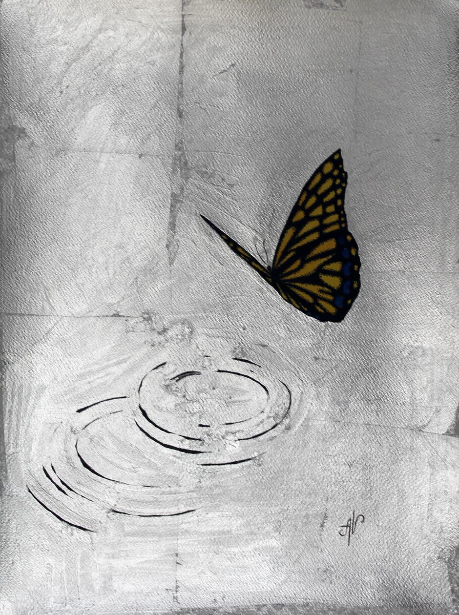 Butterflies series: #9