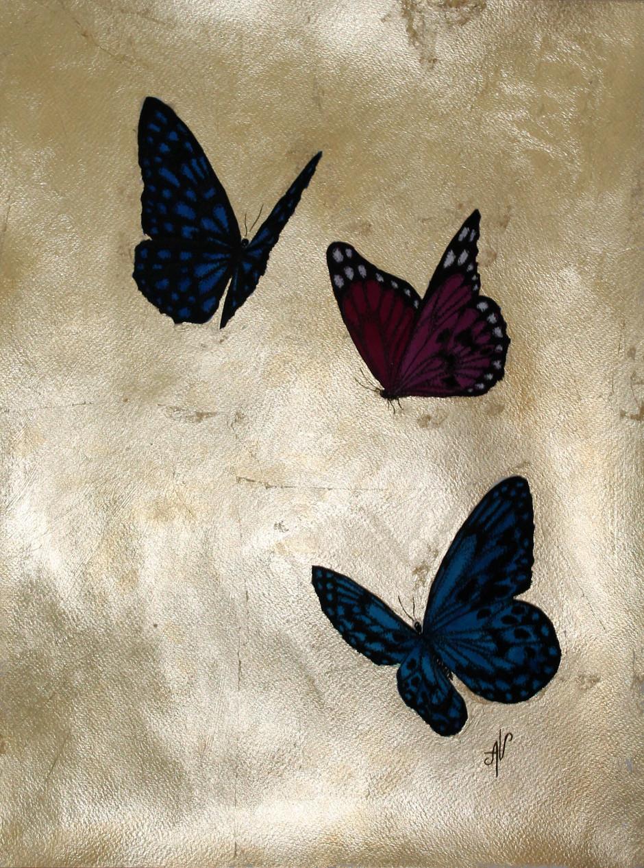 Butterflies series: #11