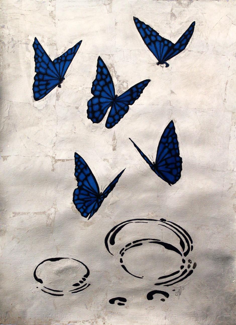 Butterflies series: #18