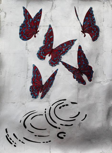 Butterflies series: #19