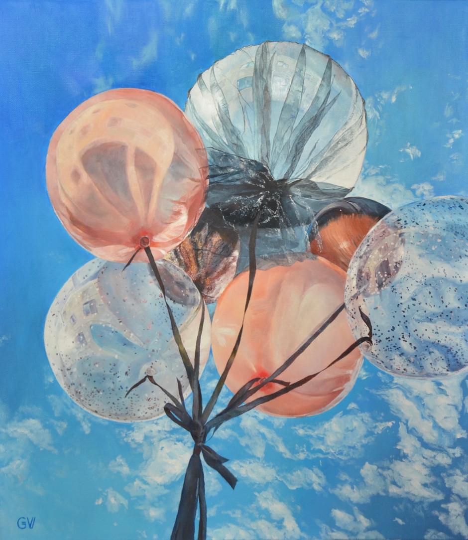 Balloons series #4