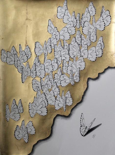 Butterflies series: #26