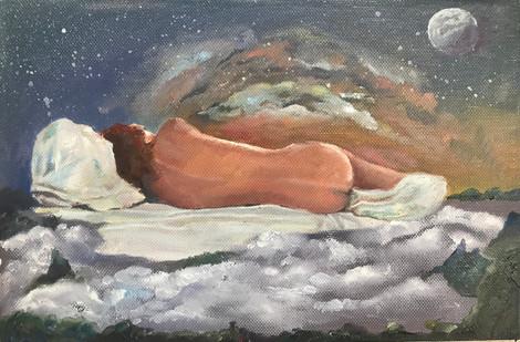Unearthly sleep