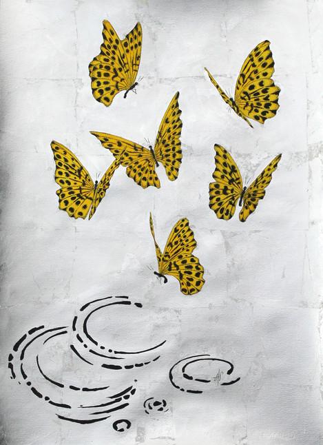 Butterflies series: #17