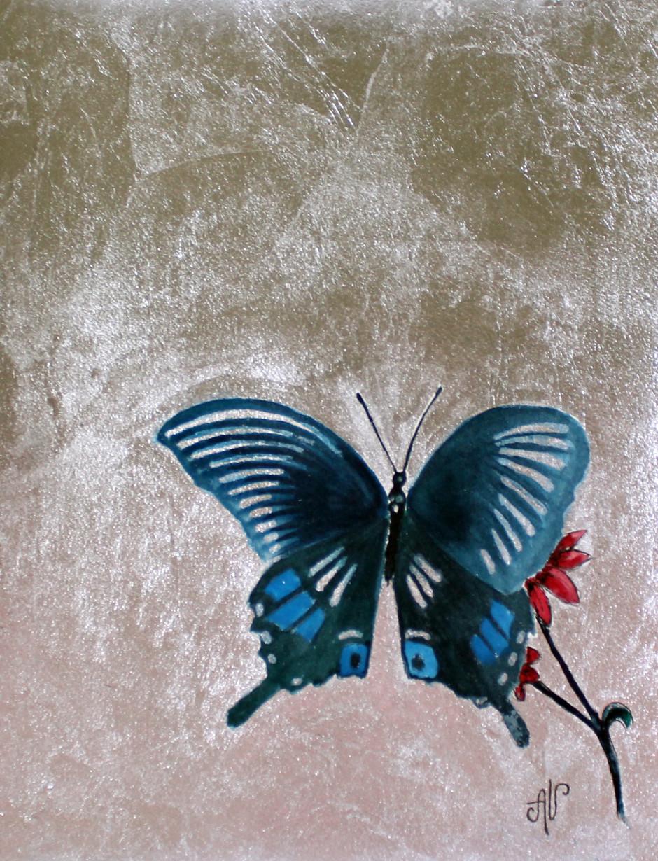Butterflies series: #3