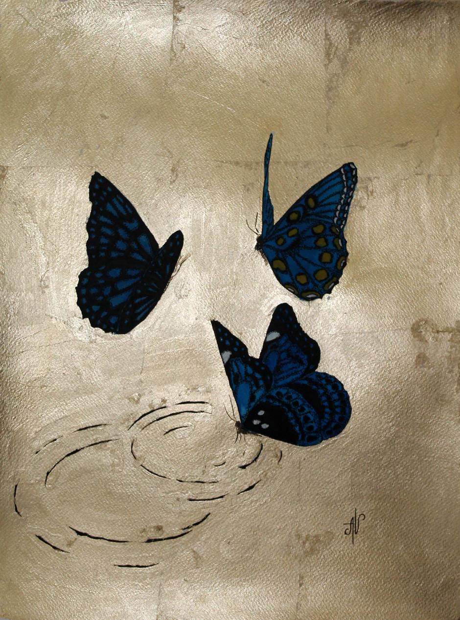 Butterflies series: #12