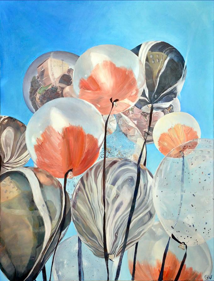 Balloons series #3