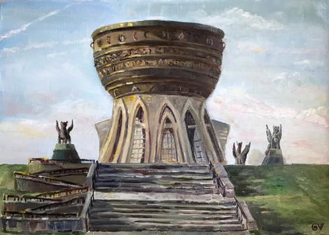 Mazer. Registry in Kazan