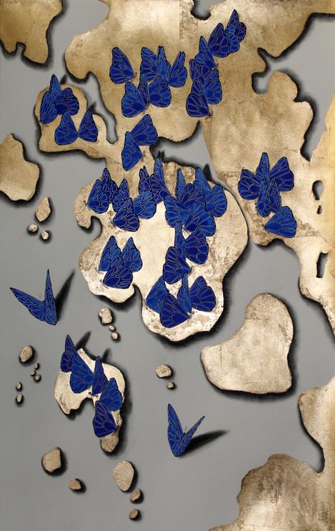 Butterflies series: #25