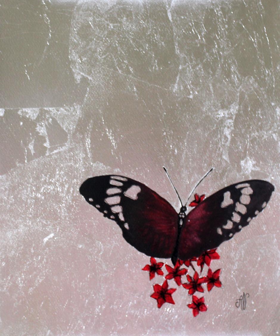 Butterflies series: #6