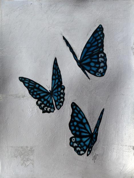 Butterflies series: #13