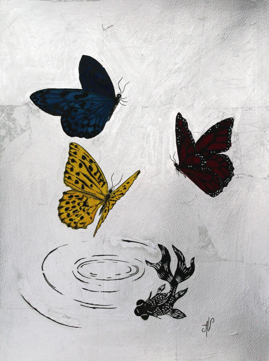 Butterflies series: #10