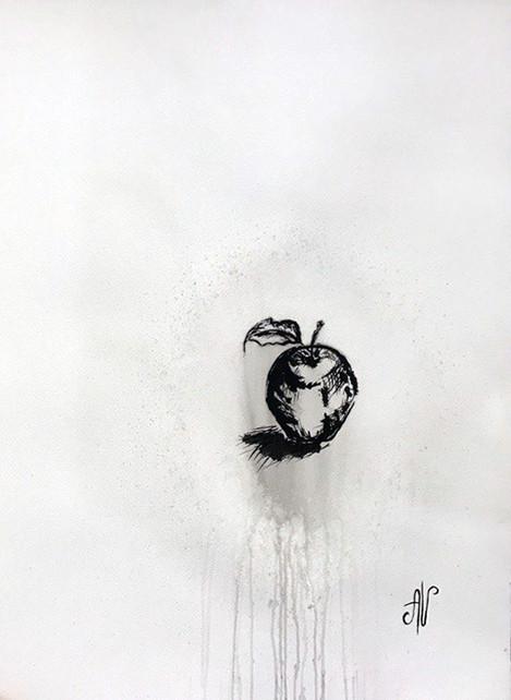 Fruits series: Apple