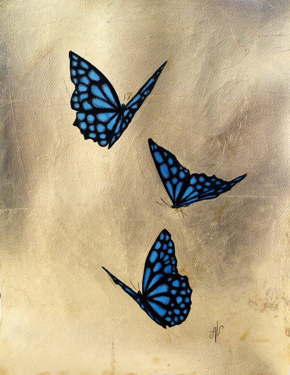 Butterflies series: #15