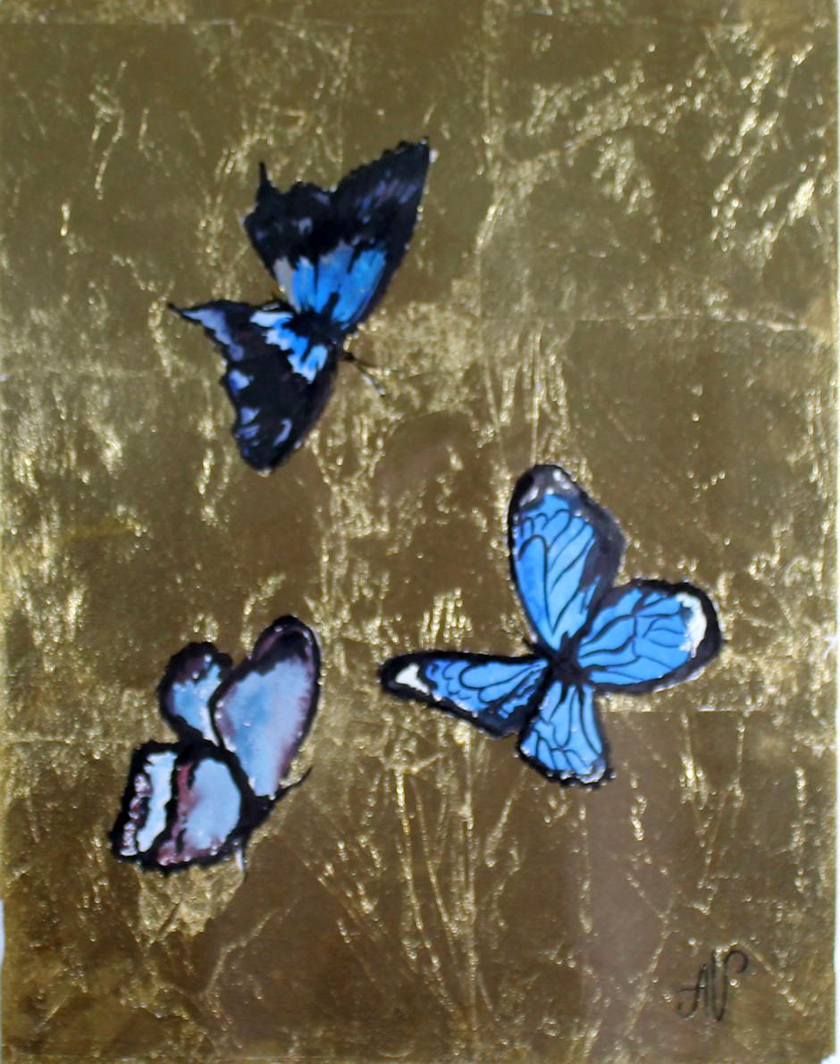 Butterflies series: #1