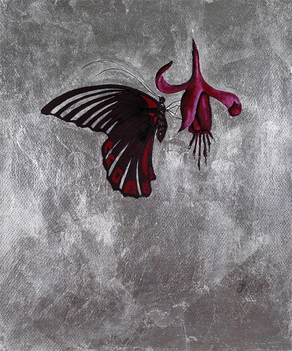 Butterflies series: #4