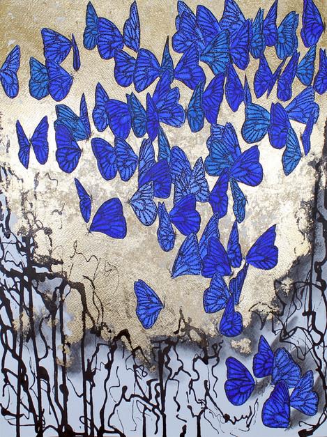 Butterflies series: #7