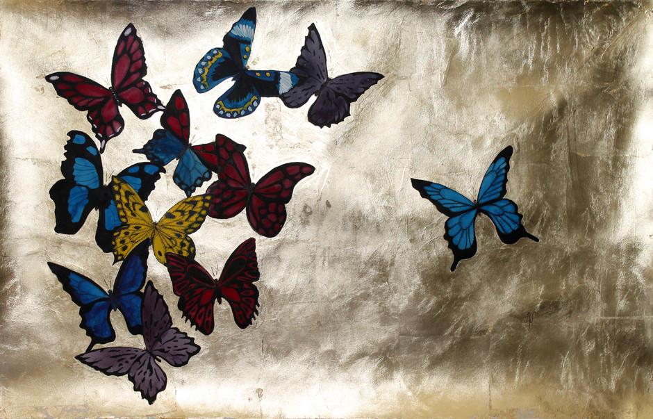 Butterflies series: #20