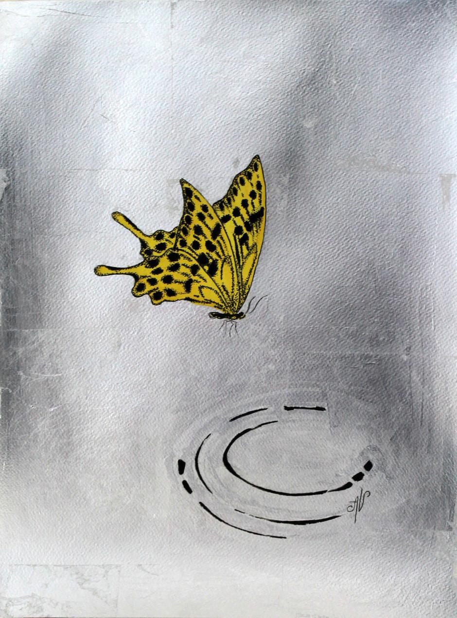 Butterflies series: #14