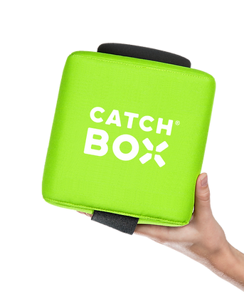 Catchbox Throwable Microphone