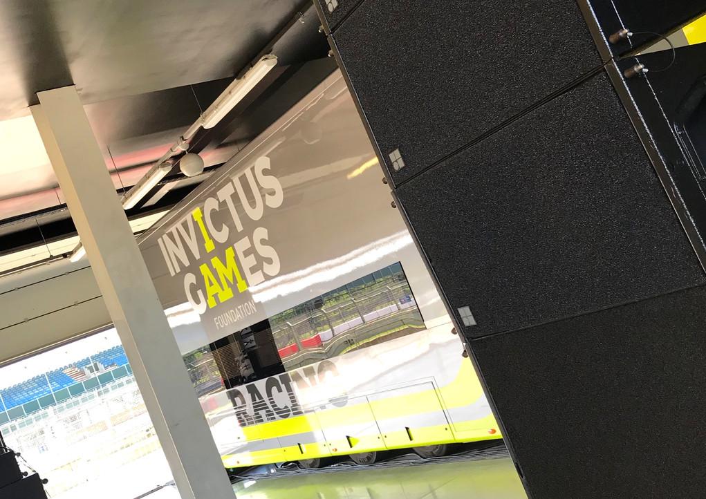 d&b Q1 - Invictus Games Launch