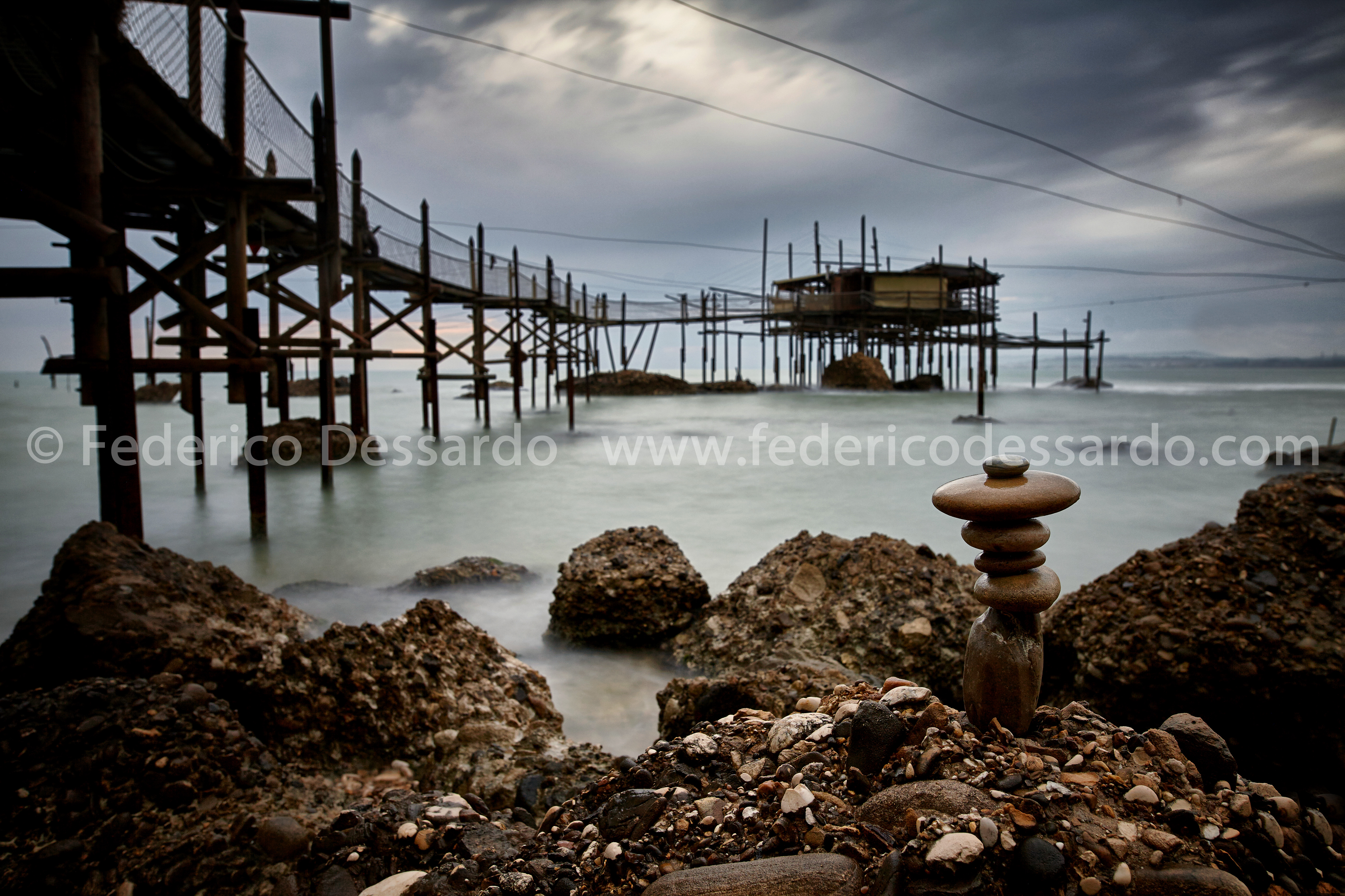 trabocco Cungarelle