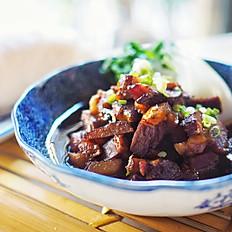 Kauyuk Mantou 扣肉饅頭