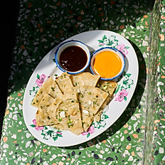 Scallion Pancake  葱油餅