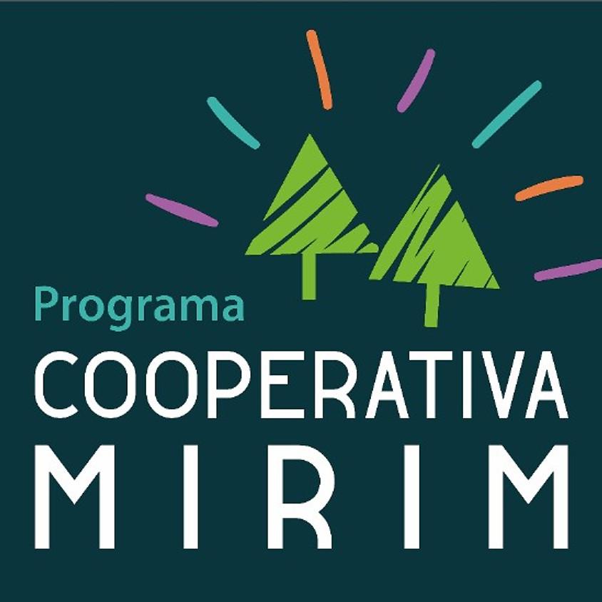"Lançamento projeto ""Cooperativa Mirim"""