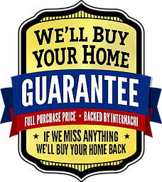 Pacific West Home Inspection participates in InterNACHI's Buy-Back Guarantee.