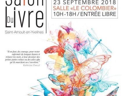 Salon du livre de Saint-Arnoult-en-Yvelines, 2e édition