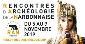 Les Rencontres d'Archéologie de la Narbonnaise 2019