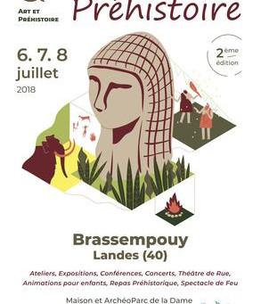 Fête de la Préhistoire à Brassempouy