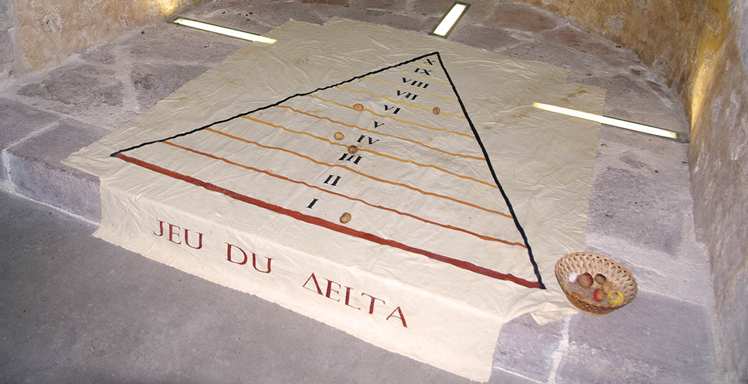 jeu du delta