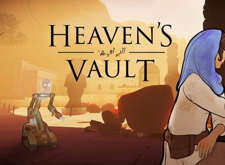 Entretien avec Jon Ingold : Heaven's Vault ou l'archéologie spatiale
