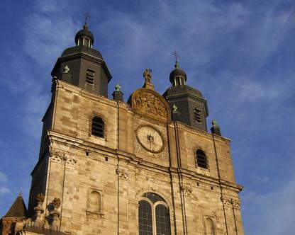 Basilique de St Hubert