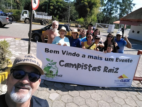 Campistas raiz em São Lourenço MG